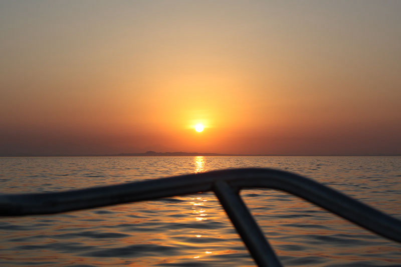 Sunset Boat Trip