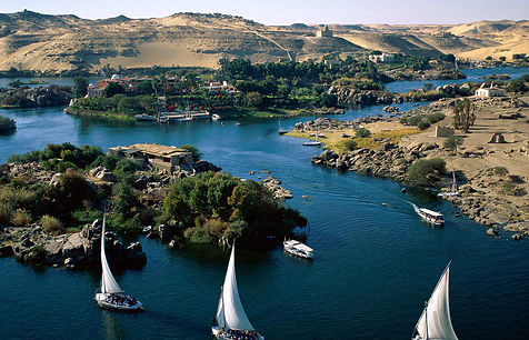 Aswuan to Luxor Nile Cruise (3 Nights)