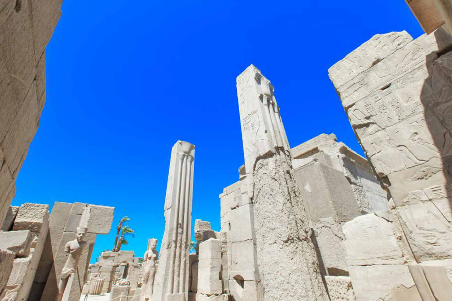 Luxor Ancient Ruins
